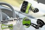 GripGo Car Mobile Smartphone Mountable Holders Stand Holder HP Smartphone untuk Mobil