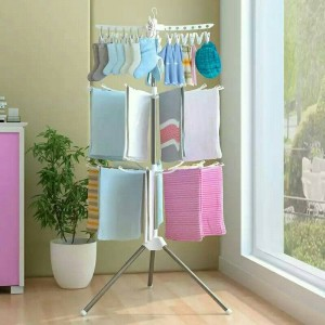 rak jemuran, rak jemuran lipat, rak jemuran serbaguna, rak jemuran tongkat, rak jemuran protable, foldable clothes drying airer, indoor clothes airer, rak jemuran indoor, rak jemuran stainless